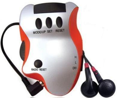 Radio Podómetro